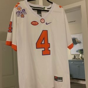 Official ACC Nike Clemson Tigers Jersey
